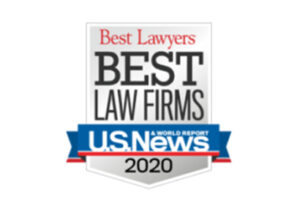 US News Best Law Firms 2021