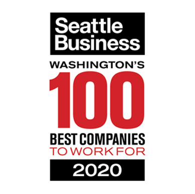 Seattle Business - Washington's 100 Best Companies to Work for 2020