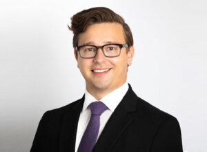 Associate Justin McCarthy
